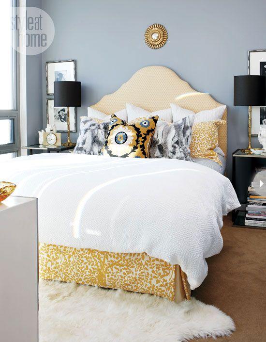 Best 20 Yellow Headboard Ideas On Pinterest Gray Yellow