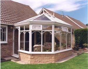 Bungalow conservatory ideas living pinterest for House plans with conservatory