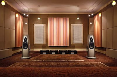 Wizard High-End Audio Blog: Setup: Rockport Technologies Arrakis 2 and Altair 2 in Rockport's listening room