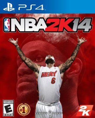 NBA 2 k 14, NBA 2 k , labron James