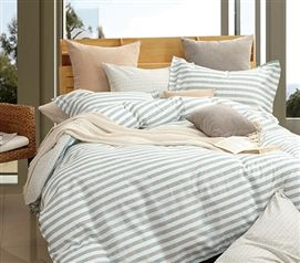 Old School Stripes Twin XL Comforter