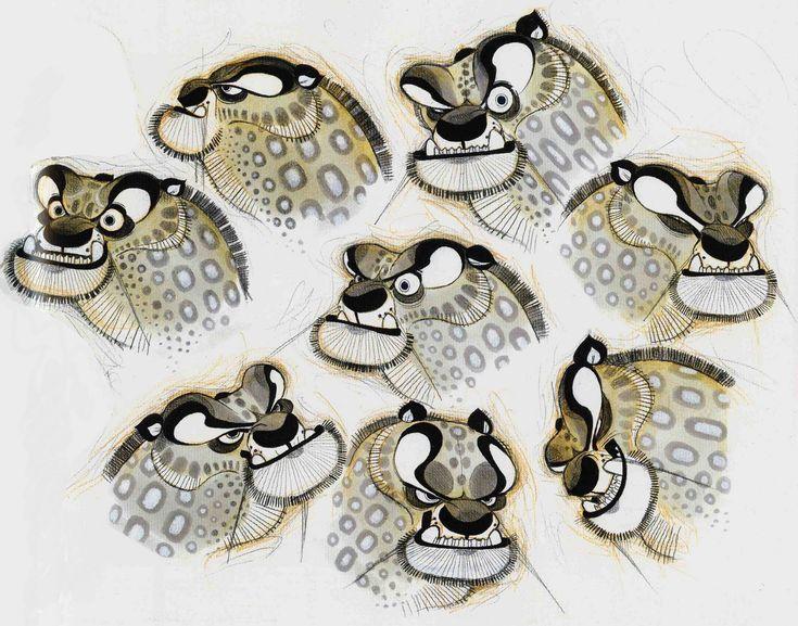 Character Design Dreamworks : Best art of kung fu panda images on pinterest