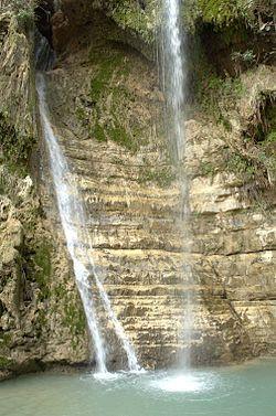Ein Gedi, Israel: David Fall, Favorite Places, Beautiful Waterfalls, Dead Sea, Beautiful Places, Israel States, Oasis, Free Encyclopedias, Ein Gedi