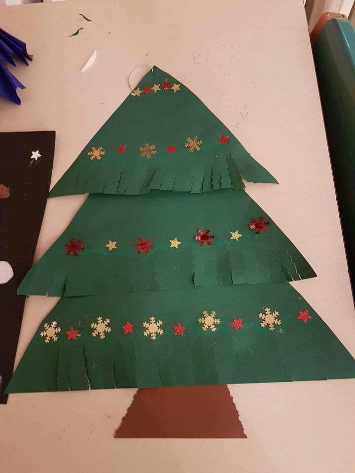 Christmas Tree Craft Ideas For Preschoolers Part - 36: Christmas Tree Door Decorations For School Christmas Tree Craft Ideas And  Activities Felt Christmas Tree Craft Ideas For Preschoolers Decorations 2017
