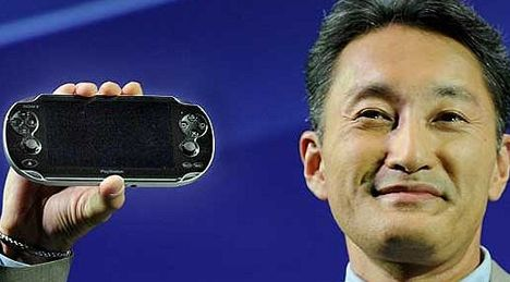CEO Kazuo Hirai Discusses Sony's Recovery, 4K Adoption - IGN