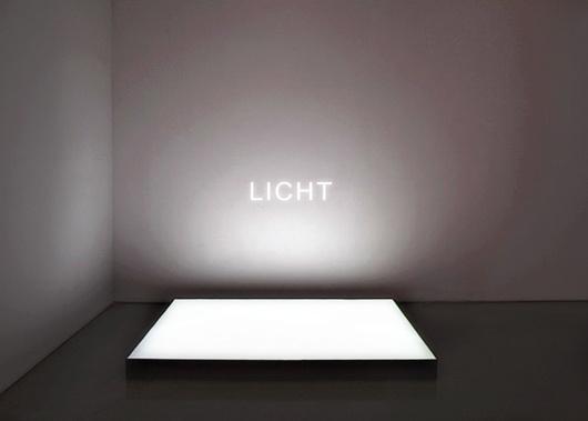 Lichtkunst - Lichtarchitektur