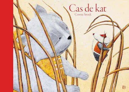 boek 100 | mijn recensie over Connie Snoek - Cas de kat | http://www.ikvindlezenleuk.nl/2017/10/snoek-cas-kat/