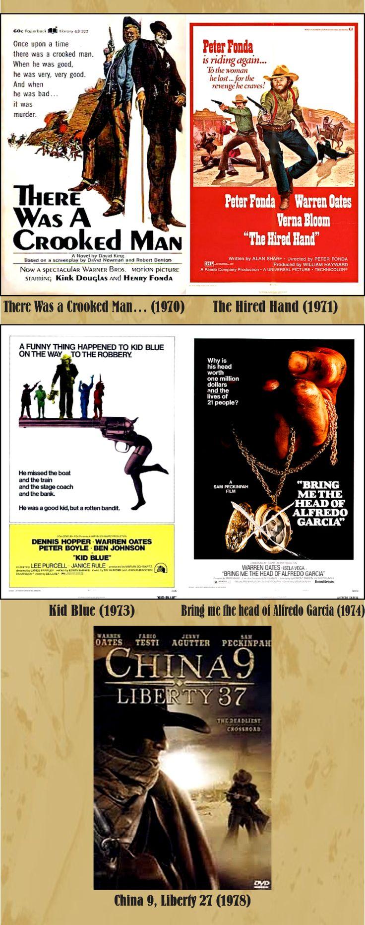 The Wild Bunch - The Cast - Warren Oates 3
