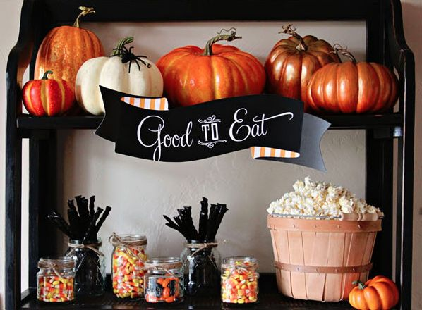 12 mejores imágenes de Halloween - Mesa Dulce - Decoración en