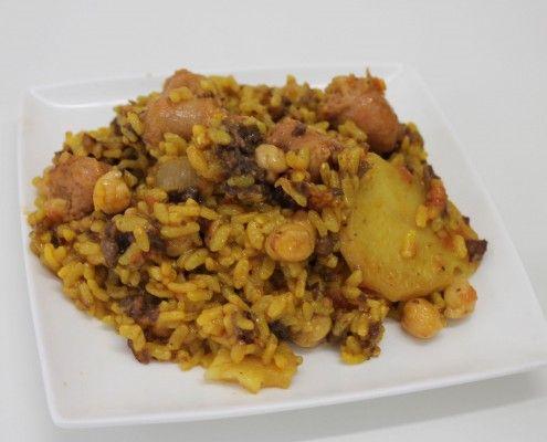Arroz al horno con Olla GM. La receta: http://www.ollasgm.com/arroz-al-horno-con-olla-gm/