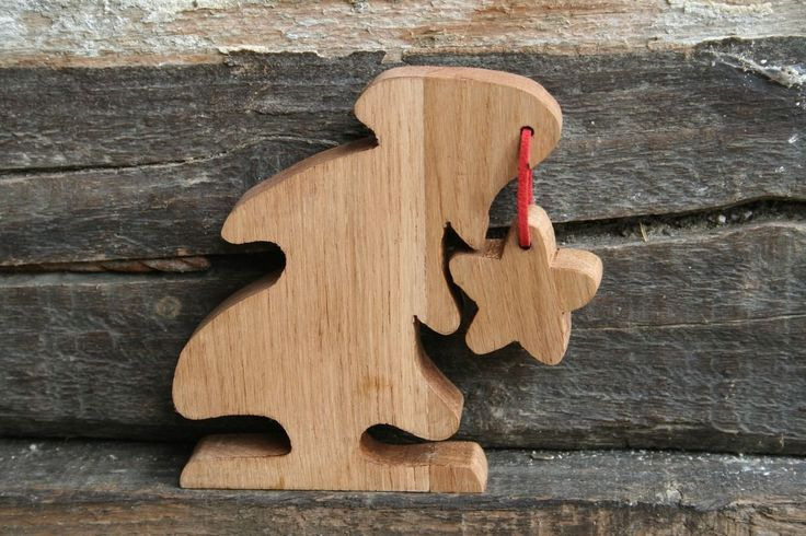 Small oak tree – Decoration – Fretwork and suede