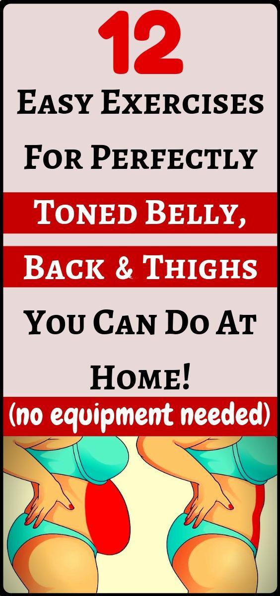 Salute e forma fisica: 15 esercizi per un corpo perfettamente tonificato e perdita di peso …