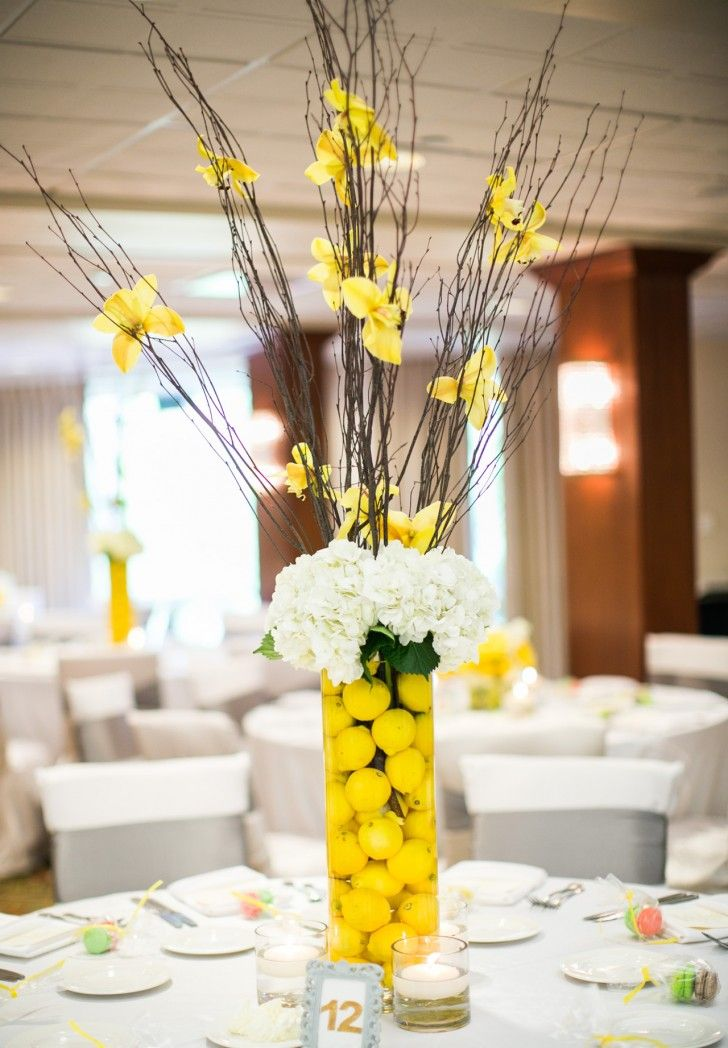 671 best images about wedding reception ideas on pinterest - Glass vases for wedding table decorations ...