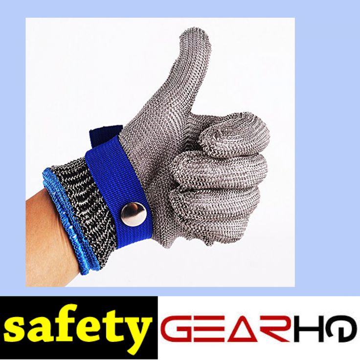 Safety Cut Proof Stab Resistant Stainless Steel Metal Mesh Butcher Glove Size M High Performance Level 5 Protection http://www.safetygearhq.com/product/personal-safety/safety-gloves/safety-cut-proof-stab-resistant-stainless-steel-metal-mesh-butcher-glove-size-m-high-performance-level-5-protection/ Check more at http://www.safetygearhq.com/product/personal-safety/safety-gloves/safety-cut-proof-stab-resistant-stainless-steel-metal-mesh-butcher-glove-size-m-high-performance-level-5-protection/