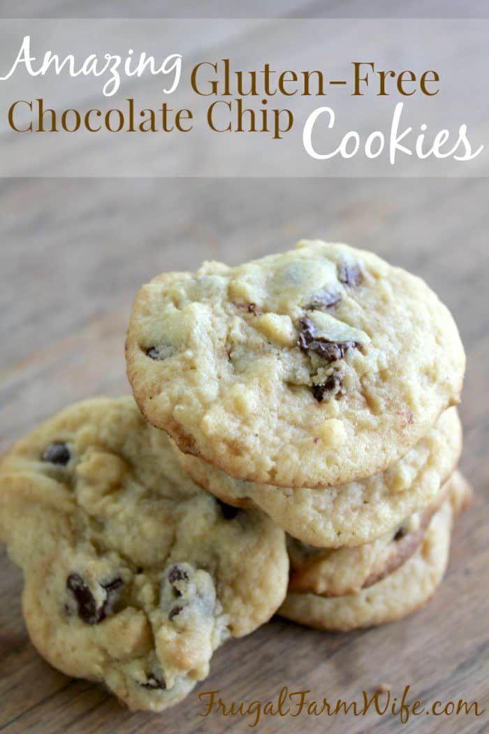 Gluten Free Chocolate Chips Cookies Recipe Gluten Free