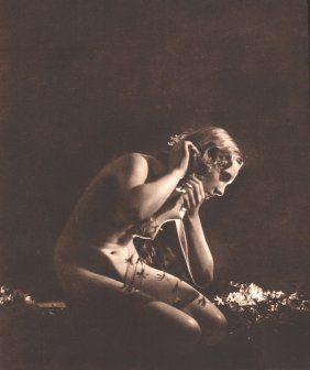 Everard, John - Narcissus (nude)