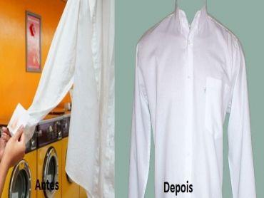 Receita Como remover manchas de mofo e bolor das roupas