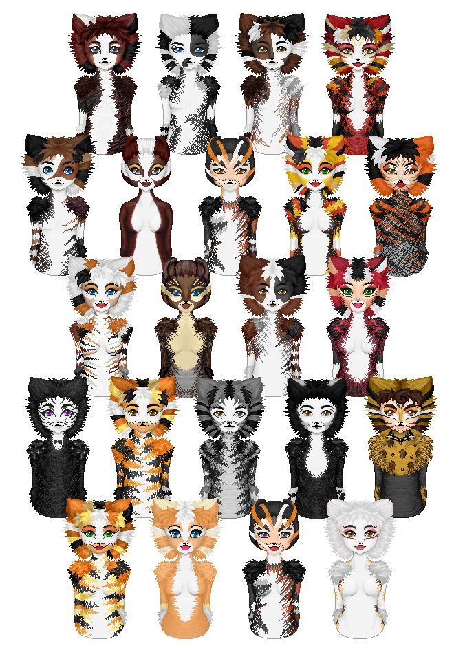 Cats the Musical (CatsMusical) Twitter Cats the