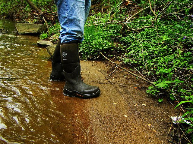 obey the muck boots   Muck boots