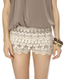 lace shortsFashion, Style, Clothing, Crochet Shorts, Beautiful, Birthday Outfit, Summer, Lace Shorts3, Dreams Closets
