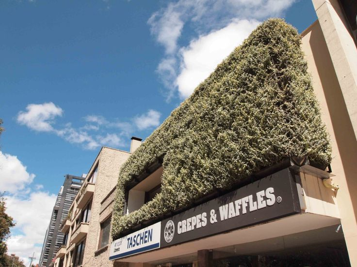 Crepes & Waffles Bogotá