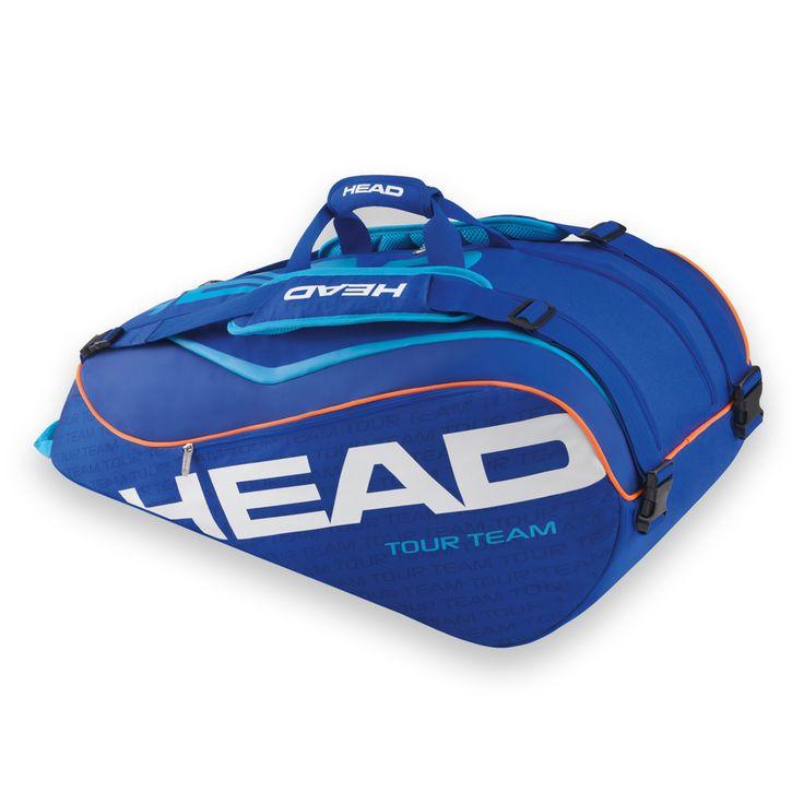Blue Head Racquet Bag