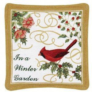 Winters Garden Spiced Mug and Tea Cup Mat