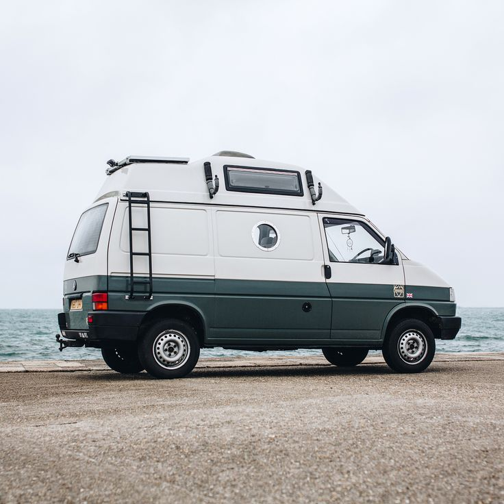 The Rolling Home - this 1996 Volkswagen Transporter has provided the platform for most of our creative work. It used to be a very sorry looking panel van, now I am happy as larry every time I look at it, sleep in it and drive it. We are no longer living in this van, yet it will always be an integral part of our lives. That's the power of a well designed campervan. From the start of 2018 I'm going to be focusing on designing and building vehicles like this. From full conversions to elements…