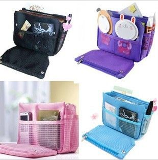 small size mesh pouch travel buggy bags  free shipment randomly shipment $7.80
