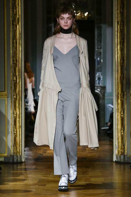 Anne Sofie Madsen Ready To Wear Fall Winter 2015 Paris