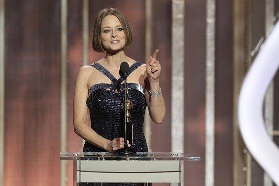 Jodie Foster's Glass Closet - Speakeasy - WSJ