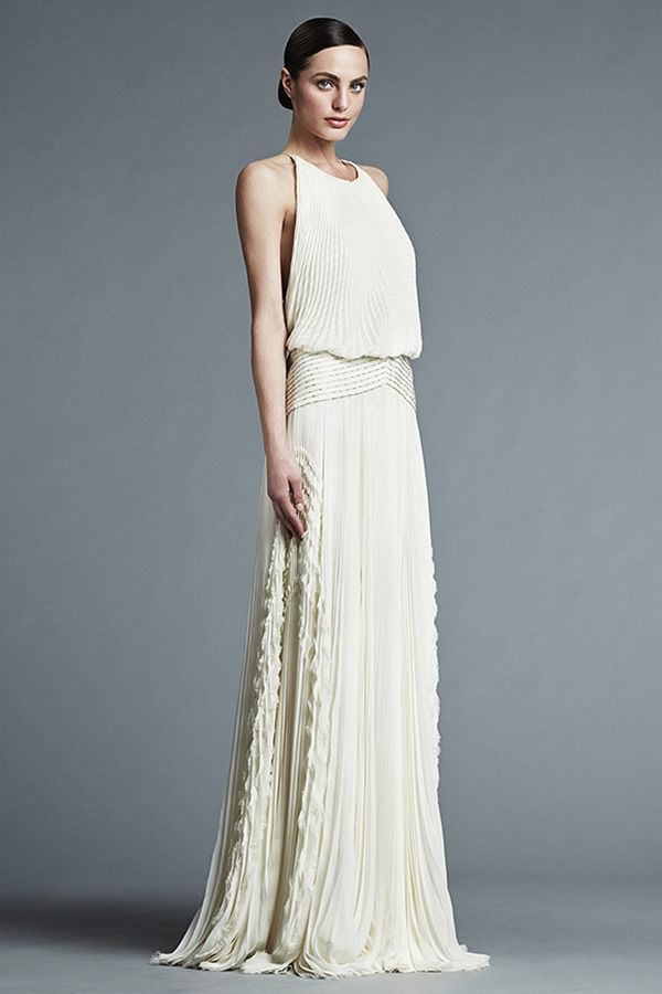 J mendel bridal collection 2015 loreley vestidos para for J mendel wedding dress