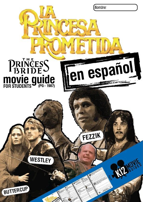 The princess bride essay questions