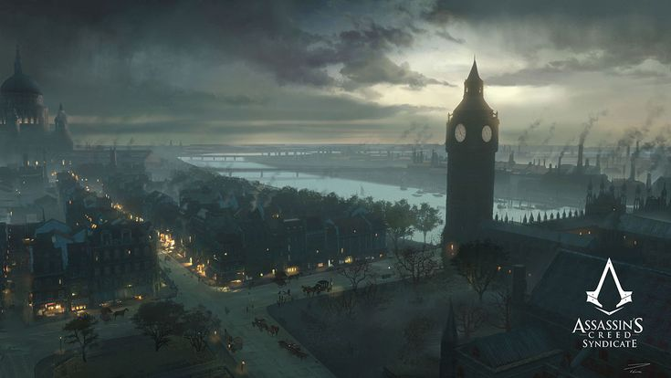 London - Characters & Art - Assassin's Creed Syndicate
