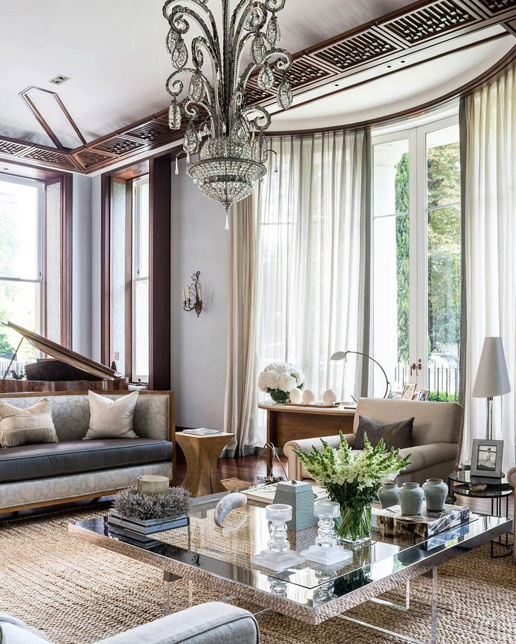 Transform your interior with help from a design professional #TheList 🏠  Name: Louise Jones Interiors.  Year established: 2001  What services do you provide?  Interior Design.  How would you describe your style?  We specialise in transforming interiors into timeless and unique spaces for modern living.  What is your design motto?  Be sensitive to the architecture, function and history of the space.  See their full profile at www.houseandgarden.co.uk/the-list  #TheList by @houseandgardenuk…