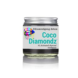 Activated charcoal toothpaste - our #1 seller