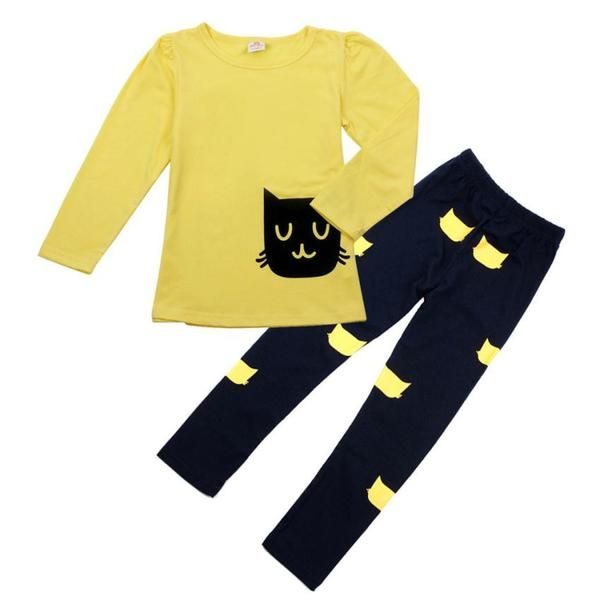 Cute Kitty Baby Outfit!