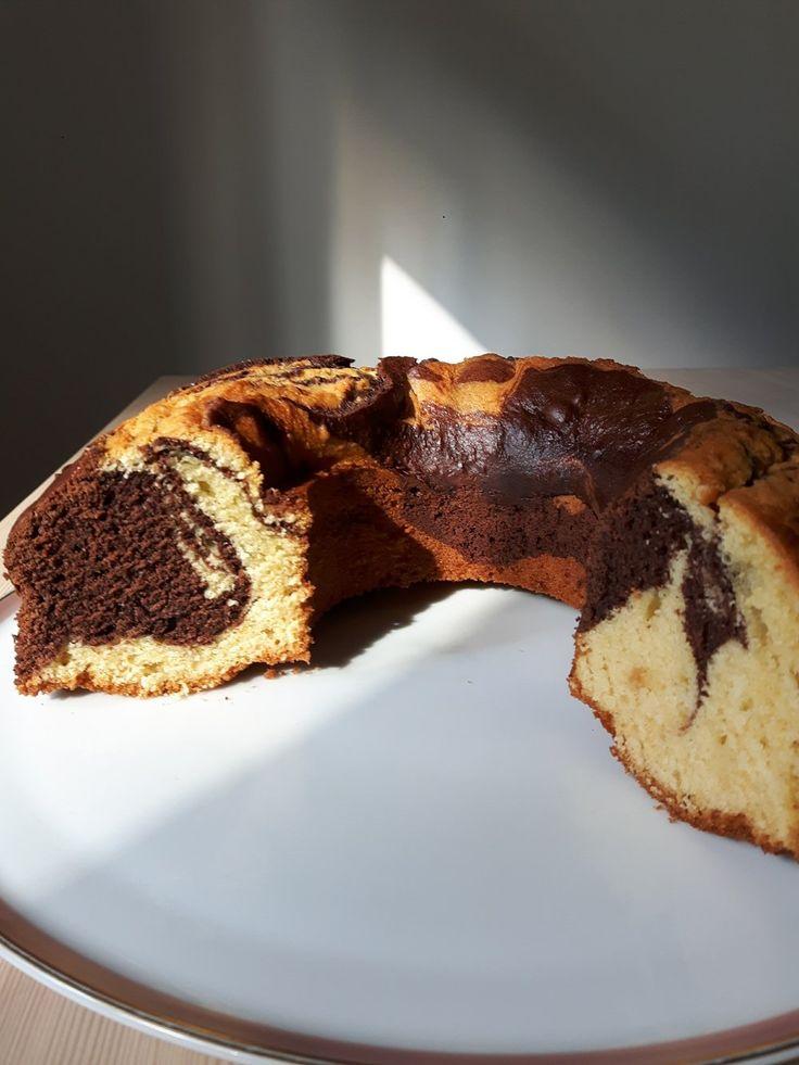 Fancy Manchmal muss es einfach schn der Marmorkuchen sein Hier mein bew hrtes sauleckeres Rezept Das Originalrezept stammt aus einem Buch von Sarah Wiener La