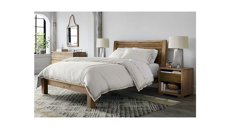 66 best images about bedroom furniture bedding on - Crate barrel bedroom furniture ...