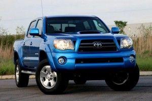 2015 Toyota Tacoma accessories