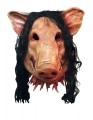 Creepy Pig Head Mask from Saw.