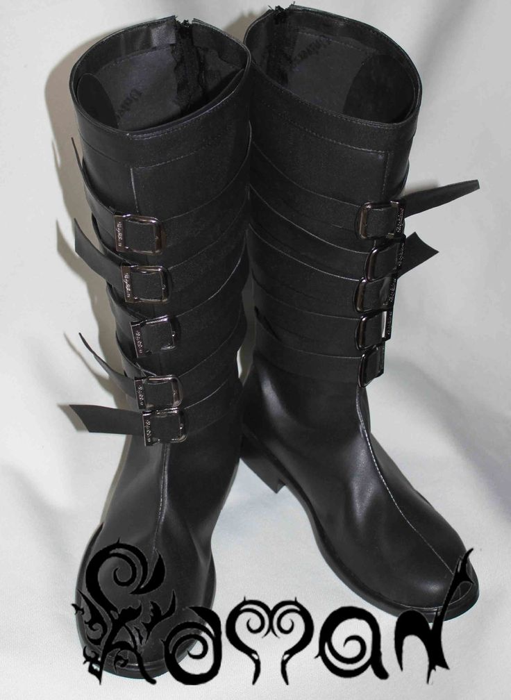 Alice: Madness Returns punk Alice cos boots Cosplay Shoes Anime Custom-made #Affiliate