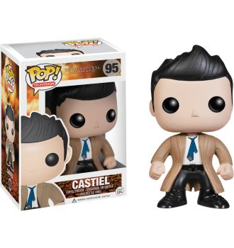 Funko Pop Vinyl - CASTIEL!!!!!!!!   I love these soooooo much and cas is just too adorable!!!