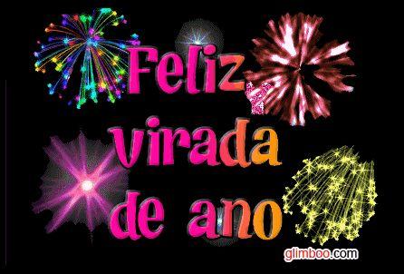 Feliz Ano Novo Amigo   Feliz Virada de Ano atrasado 2014 orkut facebook gif