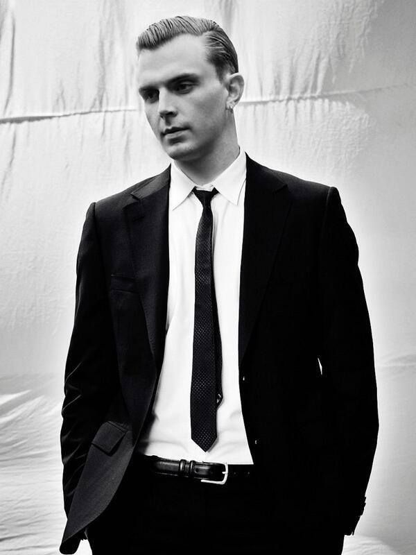 Theo Hutchcraft. This man is gorgeous