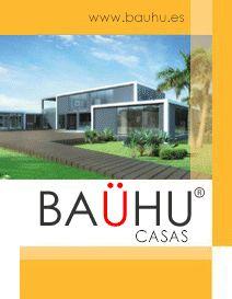 BAUHU - Casas Light steel frame and Prefabricated buildings