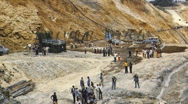 Mistérios Arquivados: Reator nuclear pré-histórico no Gabão, na África