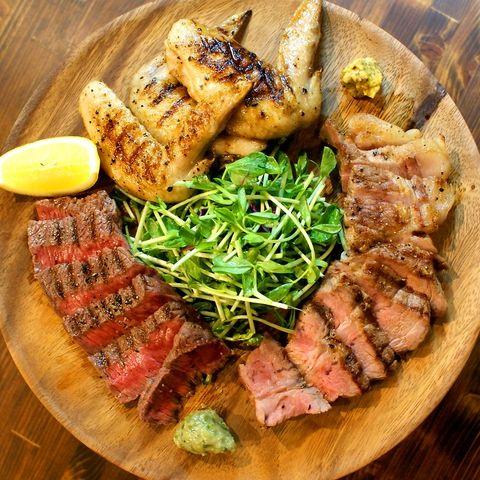肉料理が名物のバル 肉バル CARNE
