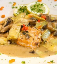 I love the mix of artichokes, lemon, garlic and chicken. This slow cooker dish takes all of those flavors with the addition of mushrooms and cooks it to perfection. Serve as is or over rice to soak up the sauce. Quick cooking tapioca is an easy to use thickener that is available in most markets. […]