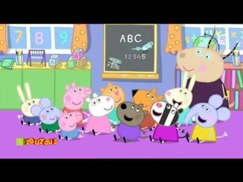 Peppa Pig Français 1H S03 Episodes 27 à 39